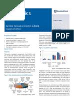 Standard Bank - Zambia Annual Economic Outlook