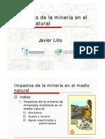 Efectos ambientales mineria