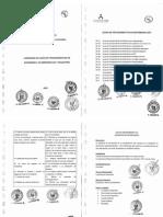 Compendio de Guias de Procedimientos de Enfermeria en Emergencias y Desastres 2005