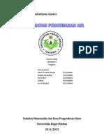 Laporan Praktikum Biologi Umum III