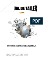 Minarelli Am6 Manual de Reparacion