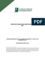 PEI Univeridad Tecnologica de Bolivar