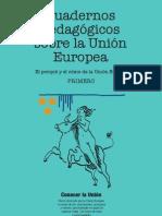 España y la UE. Articulo