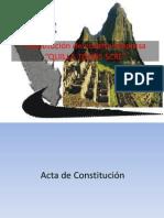 Constitución de la empresa QUilla Tours SAC
