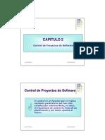 Unidad2-01-IsIII_CAP2_Control de Proyectos de Software