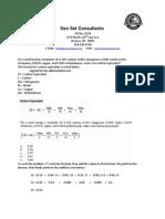 Carbon Equivalent Ploblem Solved