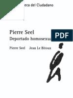 Libro - Pierre Seel y Jean Le Bitoux - Pierre Seel - Deportado Homosexual