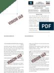 Question Paper II Ias General Studies Mains 2010