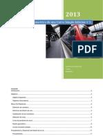 Diseño Geométrico De Vías Informe #1