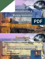 Humanism Oy Re Nacimiento