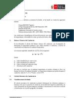 1. Cálculos Mecánicos