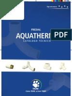 Catálogo Técnico Predial Aquatherm