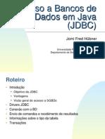 Acessando Banco de Dados Em Java