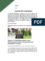 la actualización del comunismo, Badiou