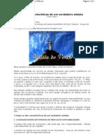 Atalaia - 10 Caracteristicas