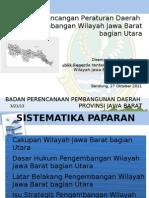 Pengembangan Wilayah Jabar Utara Ver 26.10.2011