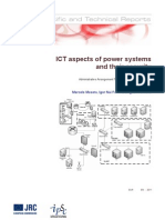 ICT Aspects of Power Systems and Their Security