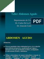 5.-Abdomen Agudo