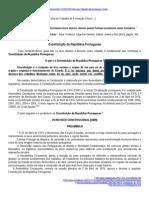 Fichas de Trabalho de Formação Cívica