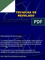 Procesado de La Pelicula Radiografico