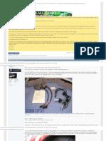 DIY_ How to Install Aftermarket HID's (55 Watt and 35 Watt)
