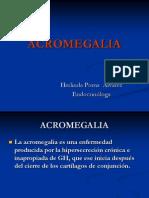 Acromegalia 2012