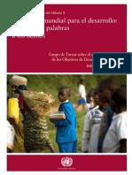 Alianzas Mundiales Para El Desarrollo
