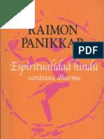 86541144 Panikkar Espiritualidad Hindu