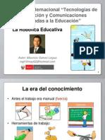 Robotica Educativa PPT