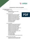 Códigos de Escolas e Agrupamentos