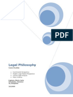LegPhilo Report - Case Analysis (functional-policy science)