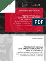 CEJIL Medidas cautelares Documento de Coyuntura Nº 7.pdf