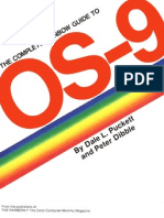 Puckett, Dibble. The Complete Rainbow Guide to OS-9 (Falsoft)
