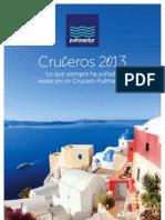 Cruceros Latam Castellano 2013