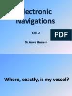 Electronic Navigations