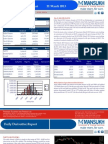 Let's Go For Derivative 21 March 2013  By Mansukh Investment and Trading Solution