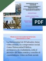 Desarrollo de La Ingenieria Quimica y Alimentos-2013
