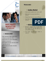 Daily-equity-report by Epicresearch 21 Marc 2013