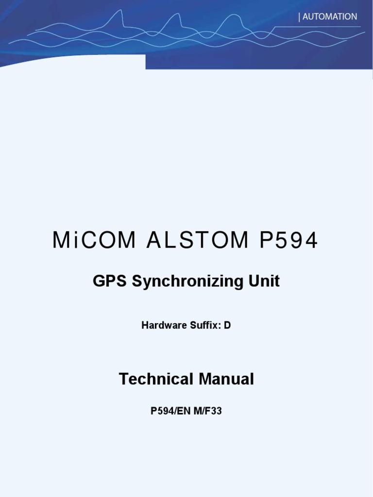 gps synchronizing unit tm p594 fuse electrical electrical rh scribd com