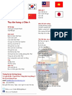 Pullman Taste of Asia Buffet Menu - Week 3 (Viet language)