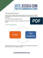 VP Communications Application