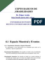Conceptos Basicos de Probabilidad