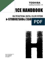 E-Studio 3510C FC-3510C Service Handbook en 0011