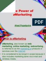 Presentation on Viral Marketing.
