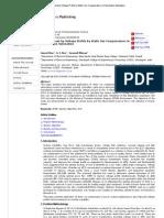 Improvement by Voltage Profile by Static Var Compensators in Distribution Substation
