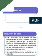 CASO CLINICO - Dipilidiasis