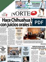 Periodico Norte de Ciudad Juárez 21 Marzo de 2013