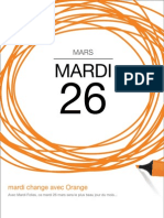 Orange Mardi Folies - 26 Mars 2013