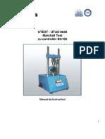 Manual Marshall Cu Bc100