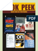 Book Peek - February 7, 2013 - Preview